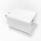 雙USB充電器5V2.1A 1.0A智能多口旅行充手機多功能充電頭