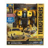 變形金剛 孩之寶Hasbro 終極聲光能量強化 大黃蜂