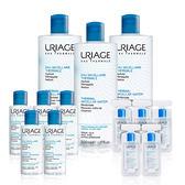 Uriage 優麗雅 全效保養潔膚水(正常偏乾性肌膚) 500mlx3(效期至2019.11)+50mlx5+8mlx5【美人密碼】