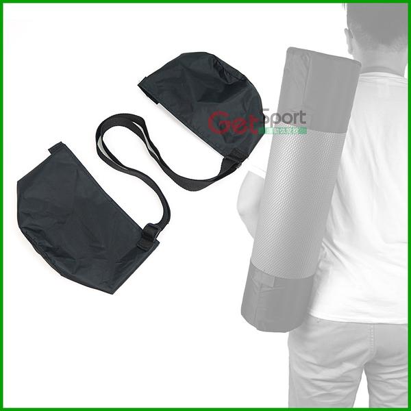 通用款瑜珈柱背袋(揹帶/瑜珈柱45cm/60cm/90cm/束口袋/收納袋/束袋/瑜珈背袋/肩背袋/背帶)