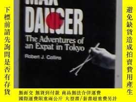 二手書博民逛書店英文原版罕見Max Danger by Robert J. Co
