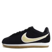 Nike W Classic Cortez [905614-008] 女鞋 運動 休閒 經典 潮流 阿甘 黑米