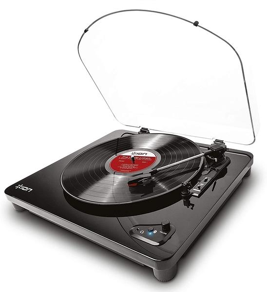 [9東京直購] ION Audio Air LP 唱片機 3-Speed Belt-Drive Wireless-Streaming Turntable with AutoStop