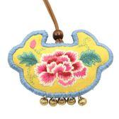 刺繡diy手工自繡材料包創意制作古風