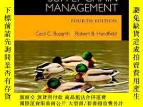 二手書博民逛書店Introduction罕見To Operations And Supply Chain Management (