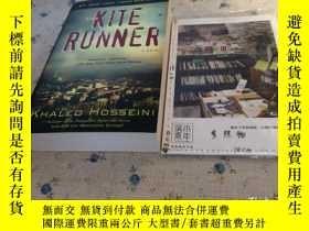 二手書博民逛書店英文原版罕見the kite runnerY181828 Khaleo Hosseini riverhead
