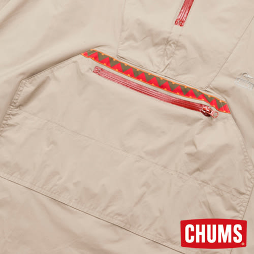 CHUMS 日本 登山披風雨衣 米 CH041063B001