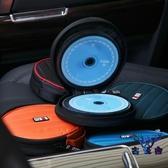cd光盤包大容量游戲光盤套CD盒包收納保護袋簡約【古怪舍】