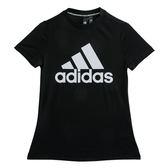 Adidas 愛迪達 W MH BOS TEE  短袖上衣 DY7732 女 健身 透氣 運動 休閒 新款 流行