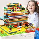 兒童樂高積木玩具3-6周歲男孩子女孩7益...