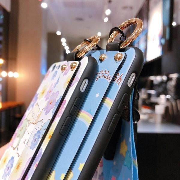 三星 S20 S20+ S20 S21 Ultra S21 S21+ 日韓腕帶殼 iG 卡通 角落生物 可愛動物 手機殼 影片支架 保護套