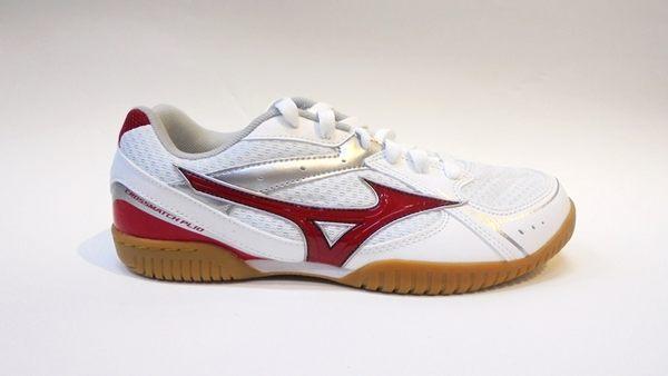 [陽光樂活]MIZUNO 美津濃男鞋女鞋crossmatch桌球鞋型號81GA163062