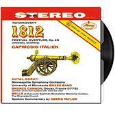 【停看聽音響唱片】【黑膠LP】柴科夫斯基:1812序曲 / 杜拉第指揮明尼亞波里交響樂團