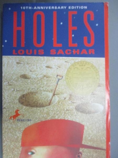 【書寶二手書T4/原文小說_GDL】Holes_精平裝: 平裝本