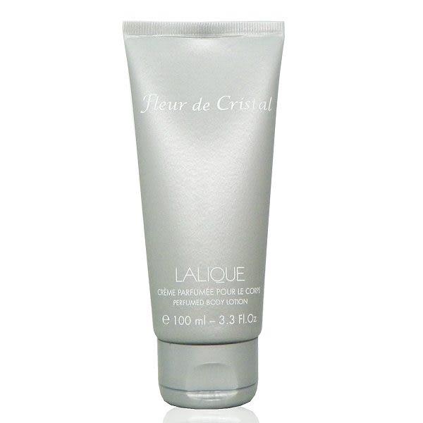 Lalique Fleur de Cristal 萊儷水晶鈴蘭身體乳 100ml 無外盒