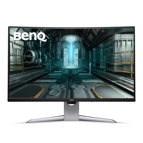 BenQ EX3203R 2K WQHD 144Hz HDR400 VA面板 1800R 曲面 電競顯示器