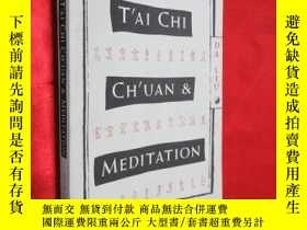 二手書博民逛書店T Ai罕見Chi Ch Uan and Meditation
