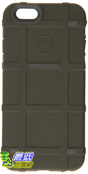 [美國直購] Magpul Carrying Case for Apple iPhone 6/6s - Retail Packaging - Overdrive Green 軍規 手機殼 保護殼