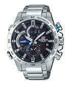 【CASIO宏崑時計】CASIO卡西歐EDIFICE藍芽賽車錶EQB-800D-1A分期零利率 台灣卡西歐保固一年