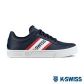 K-Swiss Court Lite Spellout S休閒運動鞋-女-藍
