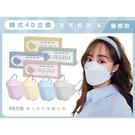 親親 JIUJIU 韓式4D立體醫用口罩(5入)輕親系列 款式可選【小三美日】