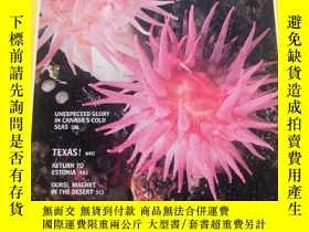 二手書博民逛書店罕見NATIONAL GEOGRAPHIC UNEXPECTED GLORY IN CANADA S COLD S