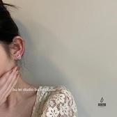 小熊925銀針老鼠無耳洞耳夾鼠年耳飾銀耳釘耳環【愛物及屋】