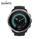 SUUNTO 9 堅固強勁,超長電池續航力的多項目運動GPS腕錶(經典黑)