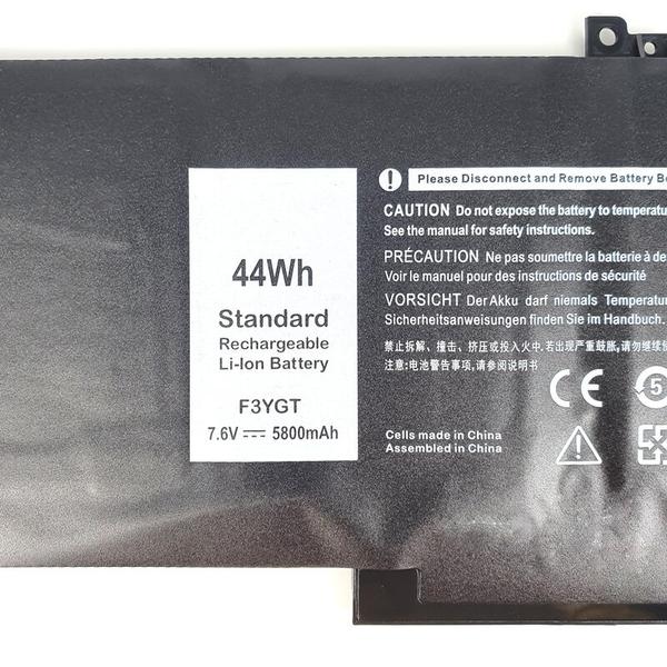 DELL F3YGT 原廠規格 電池 E7290 E7390 E7490