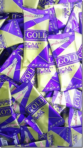 *阿亮單車*aminoMax邁克仕頂級 BCAA GOLD胺基酸 (膠囊式)食品1盒(5小包)《F00-018》
