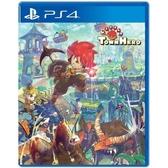 [哈GAME族]免運費 可刷卡●Toby Fox 新作RPG● PS4 小鎮英雄 中文版 4/23發售預定
