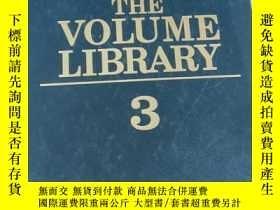 二手書博民逛書店THE罕見VOLUME LIBRARY 3Y176563 SOU