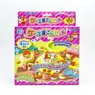 日本 Gincho 銀鳥 無毒粘土 小麥黏土4色入附模具組-甜美蛋糕(0082)   -超級BABY