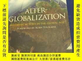 二手書博民逛書店罕見ALTER-GLOBALIZATIONY12880 GEOF