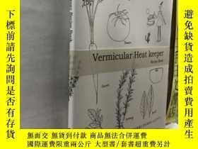 二手書博民逛書店料理書罕見VERMICULAR HEAT KEEPER 日文原版