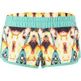 Hurley SUPERSUEDE PRINTED BEACHRIDER 海灘褲 -女(黃藍)