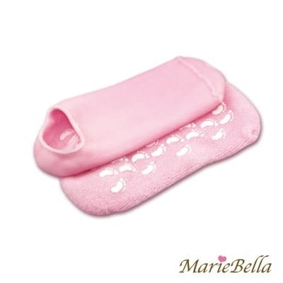 Marie Bella QQ凝膠美容保濕足套EG-1330【AG05089】聖誕節交換禮物 i-style居家生活