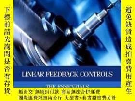二手書博民逛書店罕見ar Feedback Controls: The Essentials (elsevier Insights