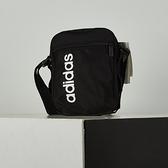 Adidas LIN CORE ORG 黑 耐磨 側背包 DT4822