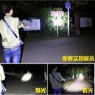 led手電筒強光超亮可充電多功能遠射特種兵戶外家用防水5000打獵  WY【快速出貨八折優惠】