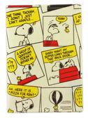 【卡漫城】 Snoopy 防水 護照套 黃 ㊣版 日本製 雙面圖 漫畫 史奴比 史努比 收納本 Peanuts 糊塗塔克