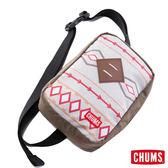 CHUMS 日本 Sinawava 隨身腰包 可肩背斜背 棕色 CH6007812537