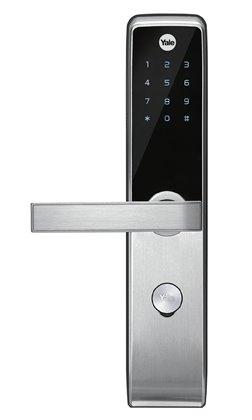 YALE耶魯  YDM3115 熱感觸控卡片密碼電子鎖 /卡片/密碼/KEY 三合一