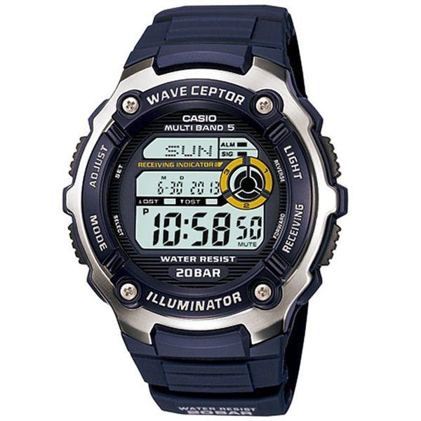 【人文行旅】CASIO | 卡西歐 WV-M200-2AJF 日限5局免對時電波錶 47.7mm