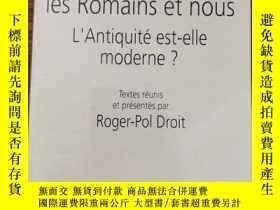 二手書博民逛書店Roger-Pol罕見Droit : Les grecs, le