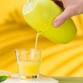 榨汁機手動榨汁機家用水果小型橙汁炸果汁迷你學生宿舍小榨汁杯簡易壓汁聖誕
