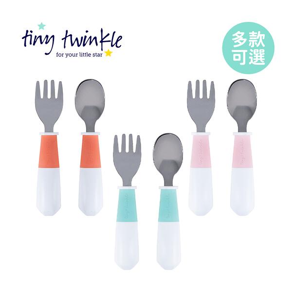 Tiny Twinkle 美國 不鏽鋼兒童餐具組 多款可選