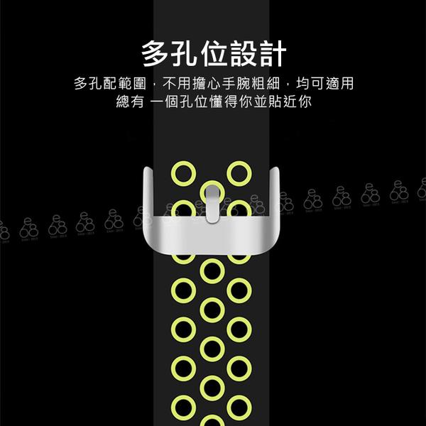 Amazfit 米動 手錶 雙色 錶帶 青春版 華米 小米 智能錶 手環 替換帶 運動 腕帶 舒適 防水矽膠 配件