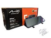 MIO R76T【含安裝/送256G】前後雙錄電子/後視鏡/行車記錄器/GPS測速/雙STARVIS