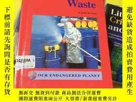 二手書博民逛書店Hazardous罕見WasteY267886